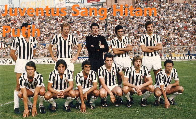 Juventus Sang Hitam Putih