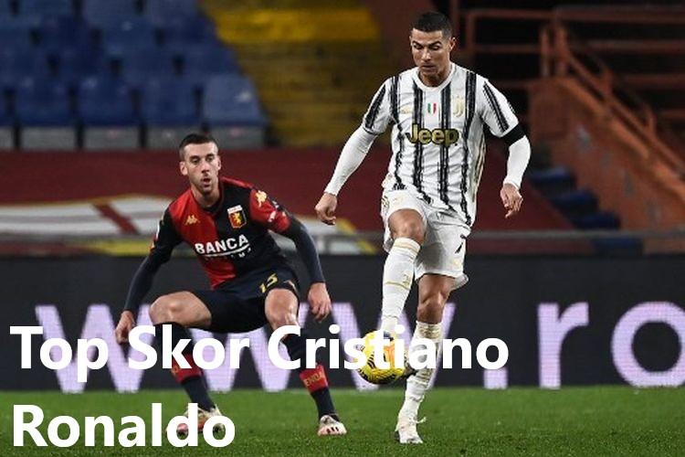 Top Skor Cristiano Ronaldo